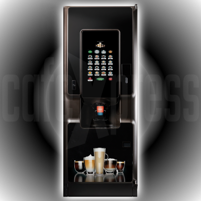 CRANE CALI Instant 8 Automatic Hot Drink Machine