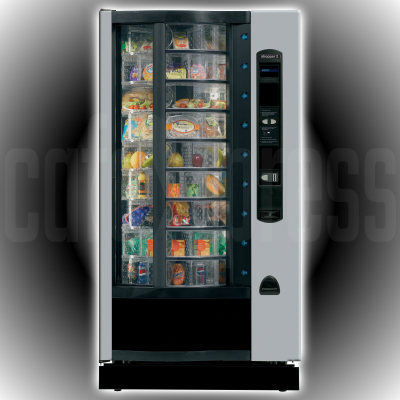 CRANE Shopper 2 Fresh Food Vending Machine