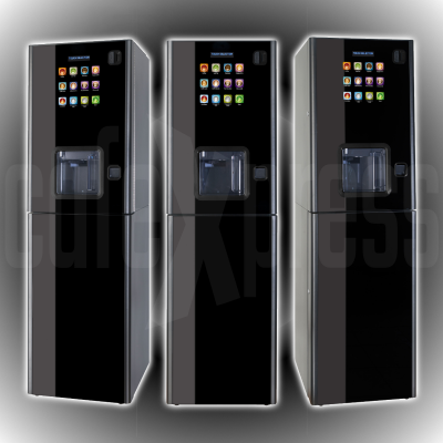Coffetek ZEN Espresso + Freshbrew Tea Hot Drink Vending Machine