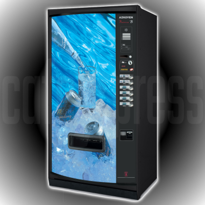 Coffetek PALMA-B Cold Can & Bottle Vending Machine