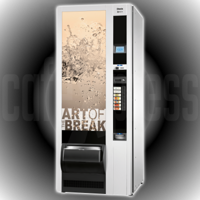 Necta DIESIS Cold Can & Bottle Vending Machine