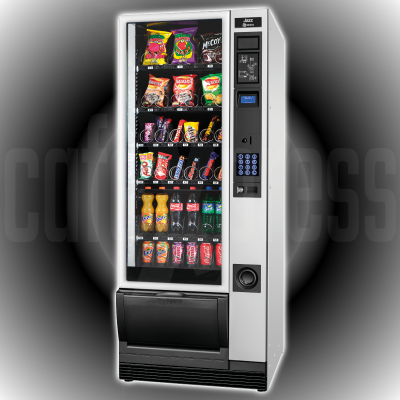 Necta JAZZ 5-30 Cold Can & Bottle Vending Machine