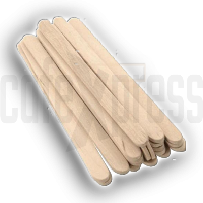 Wooden Stirring Sticks x1000 (73mm Incup Only)