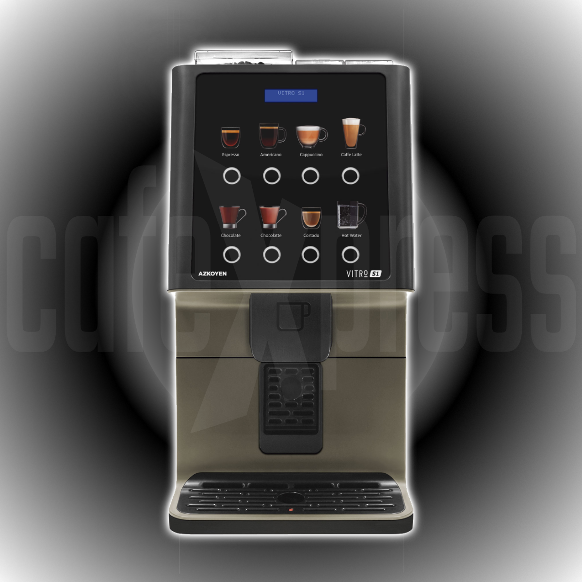 Coffetek VITRO S1 ESPRESSO (Bean to Cup) Coffee Machine