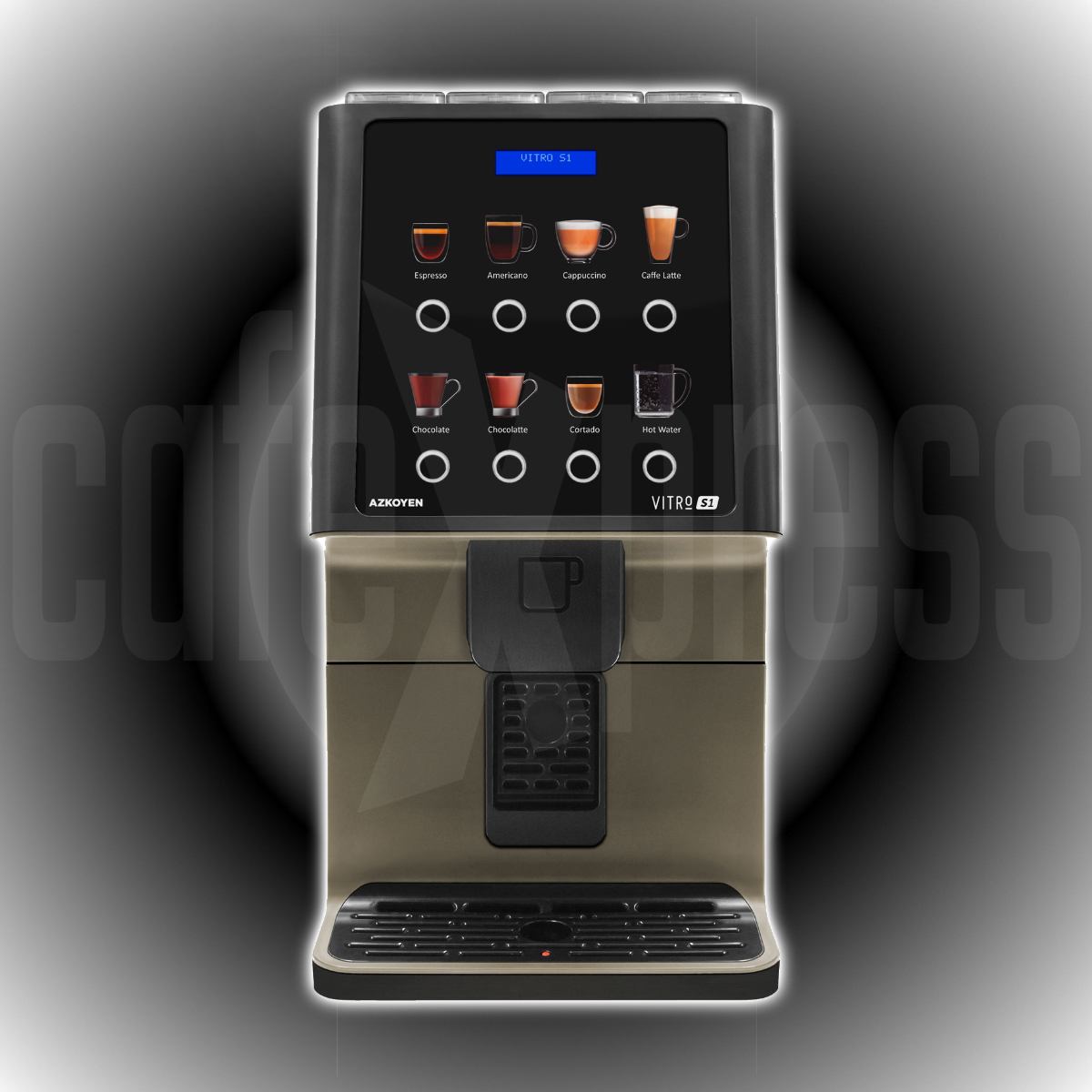 Coffetek VITRO S1 Instant Coffee Machine