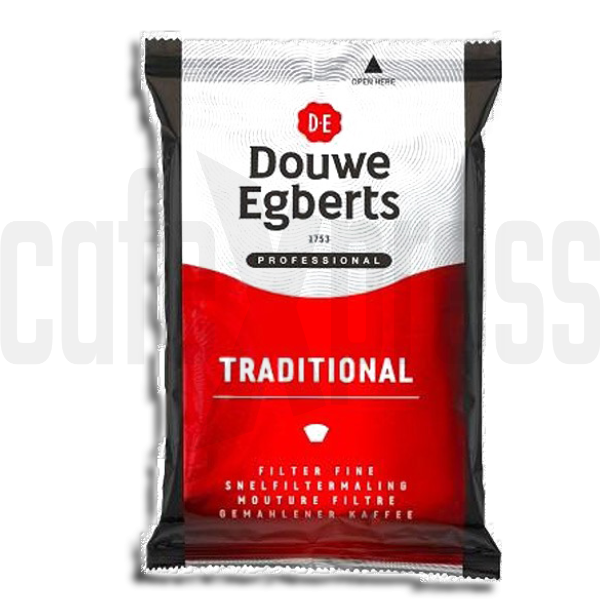 Douwe Egberts Professional Traditional Filter Fine Coffee Sachets (45x50g) SALE