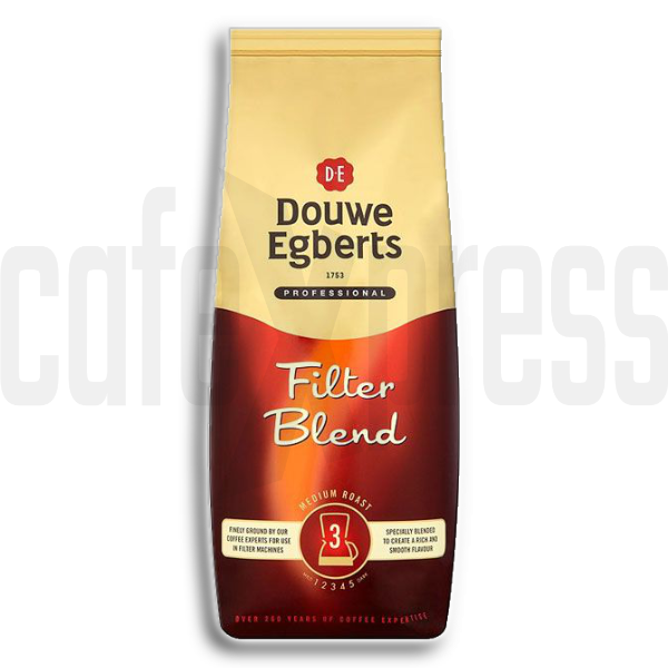 Douwe Egberts Fine Filter Real Coffee (6x1kg)