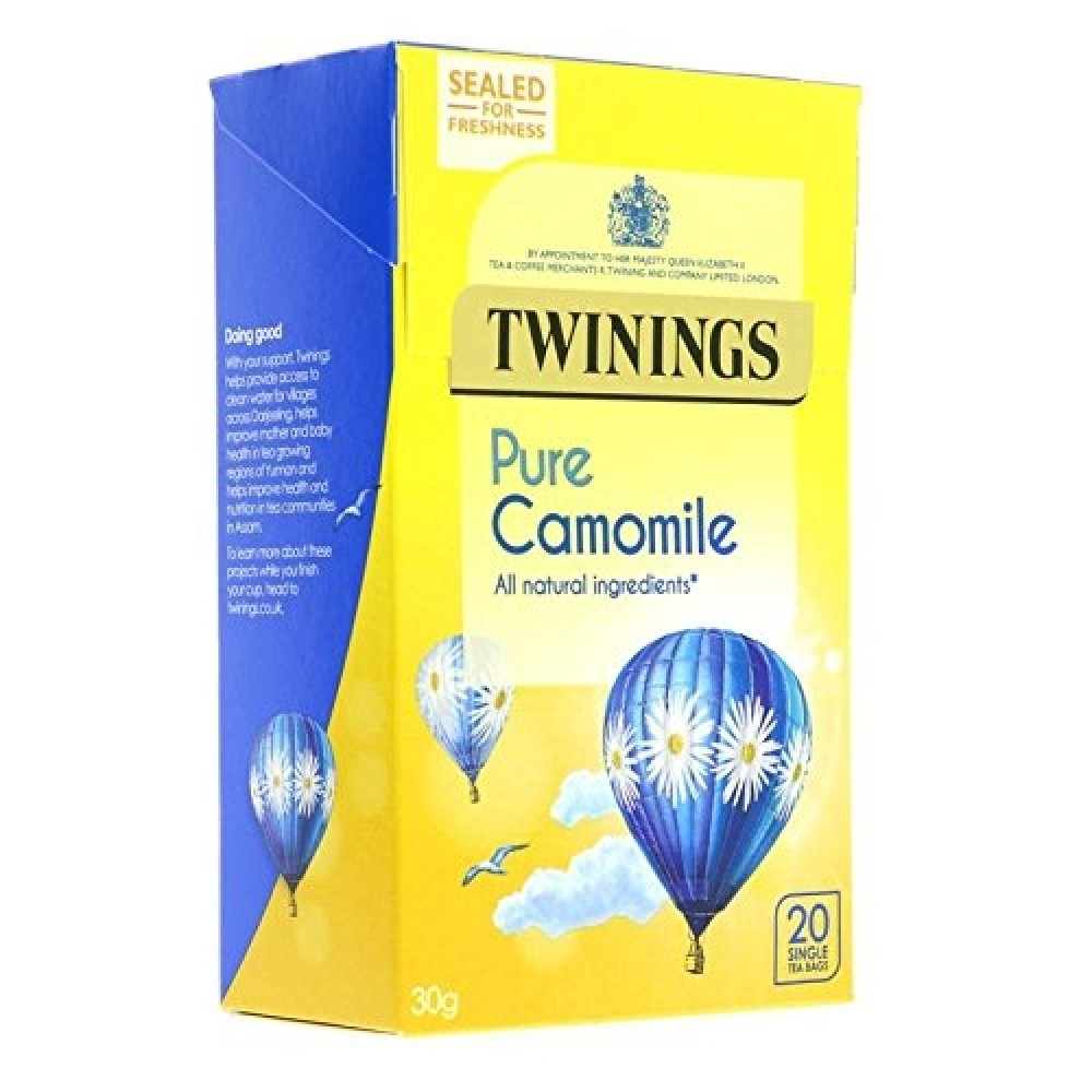 Twinings Pure Camomile 20's (12 Units)