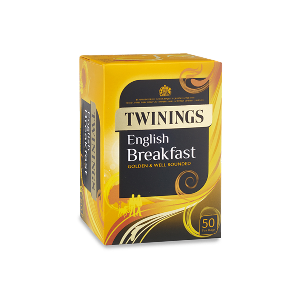 Twinings English Breakfast 50's (1 Units)