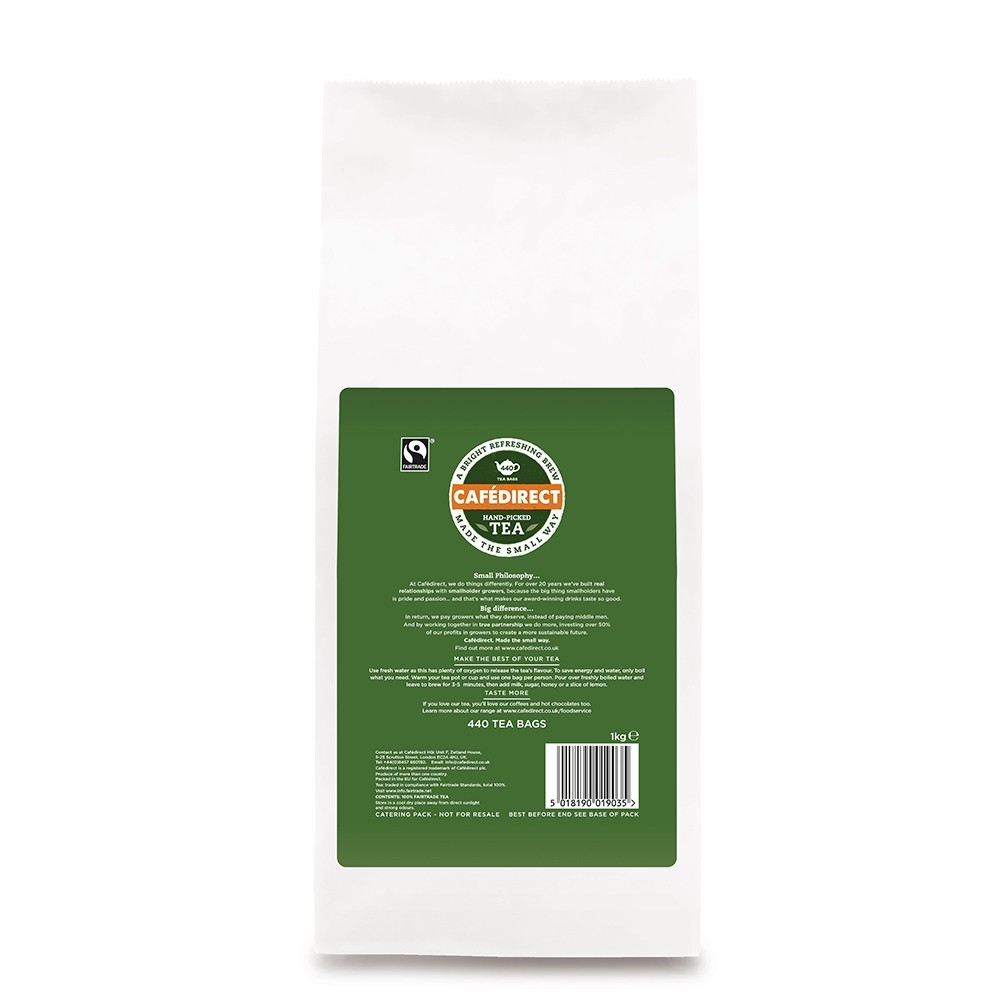 Tea Direct Fairtrade 440's (1 Units)