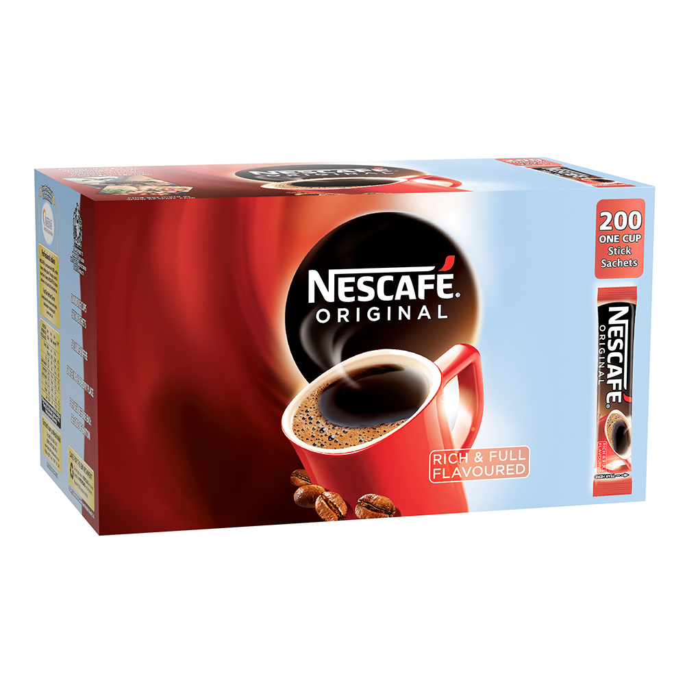Nescafe Sticks (200 Units)