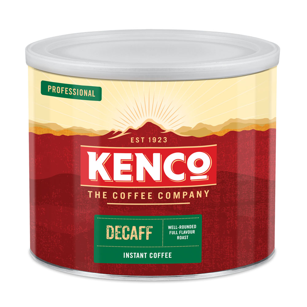 Kenco Decaf 500g (6 Units)