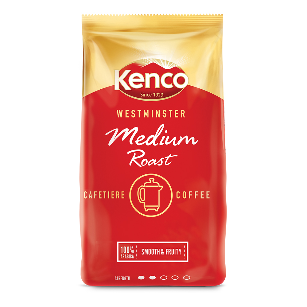 Kenco Westminster Caffetiere Coffee 1kg (1 Units)