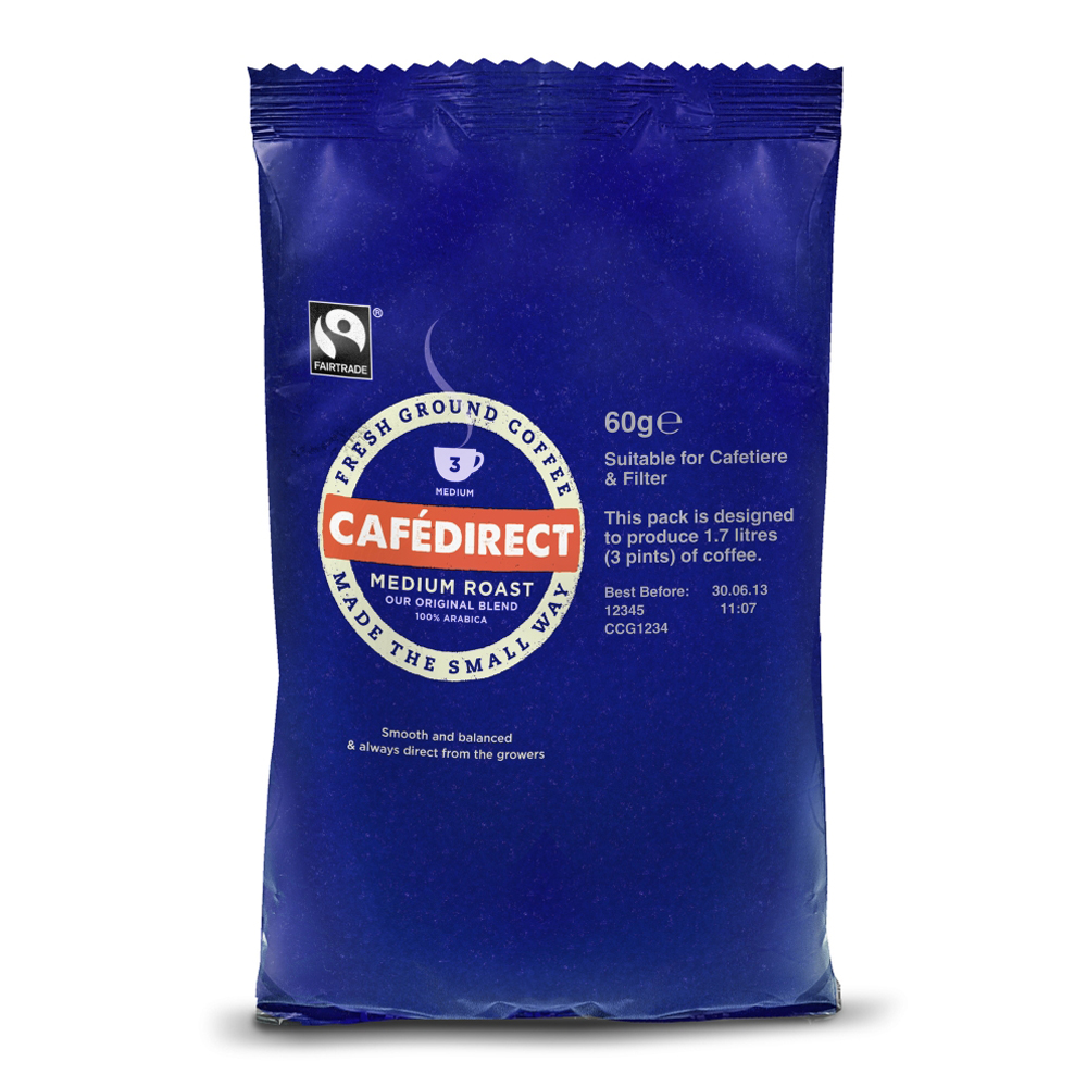 Cafe Direct Smooth Roast Bulk 45x60g (1 Units)