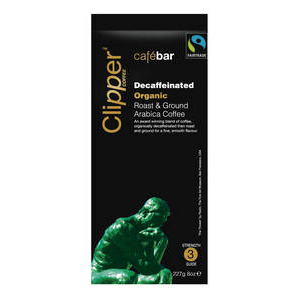 Clipper 227g Organic Decaf (1 Units)
