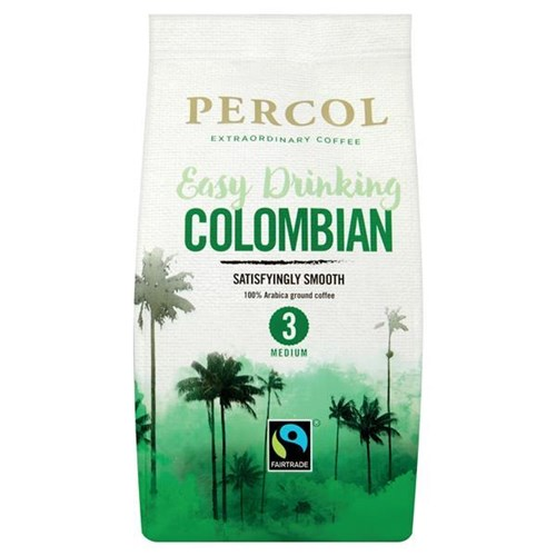 Percol Colombian Filter Coffee 200g (1 Units)