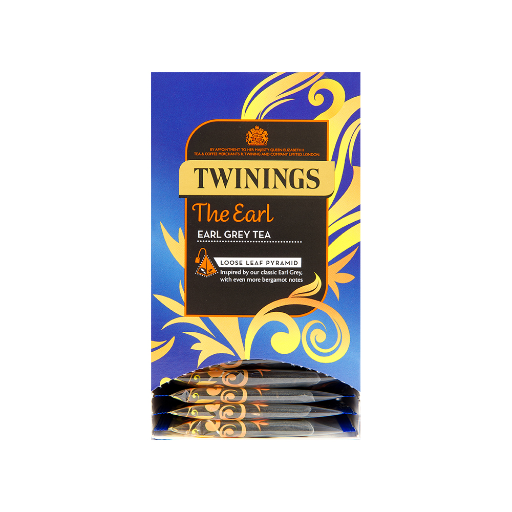 Twinings The Earl Pyramids 20's (1 Units)