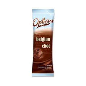 Options Belgian Chocolate 100's (1 Units)