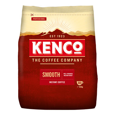 Kenco Smooth Roast 650g Refill Pack (6 Units)