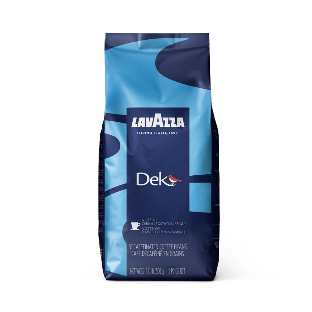 Lavazza Decaf Coffee Beans 500g (1 Units)