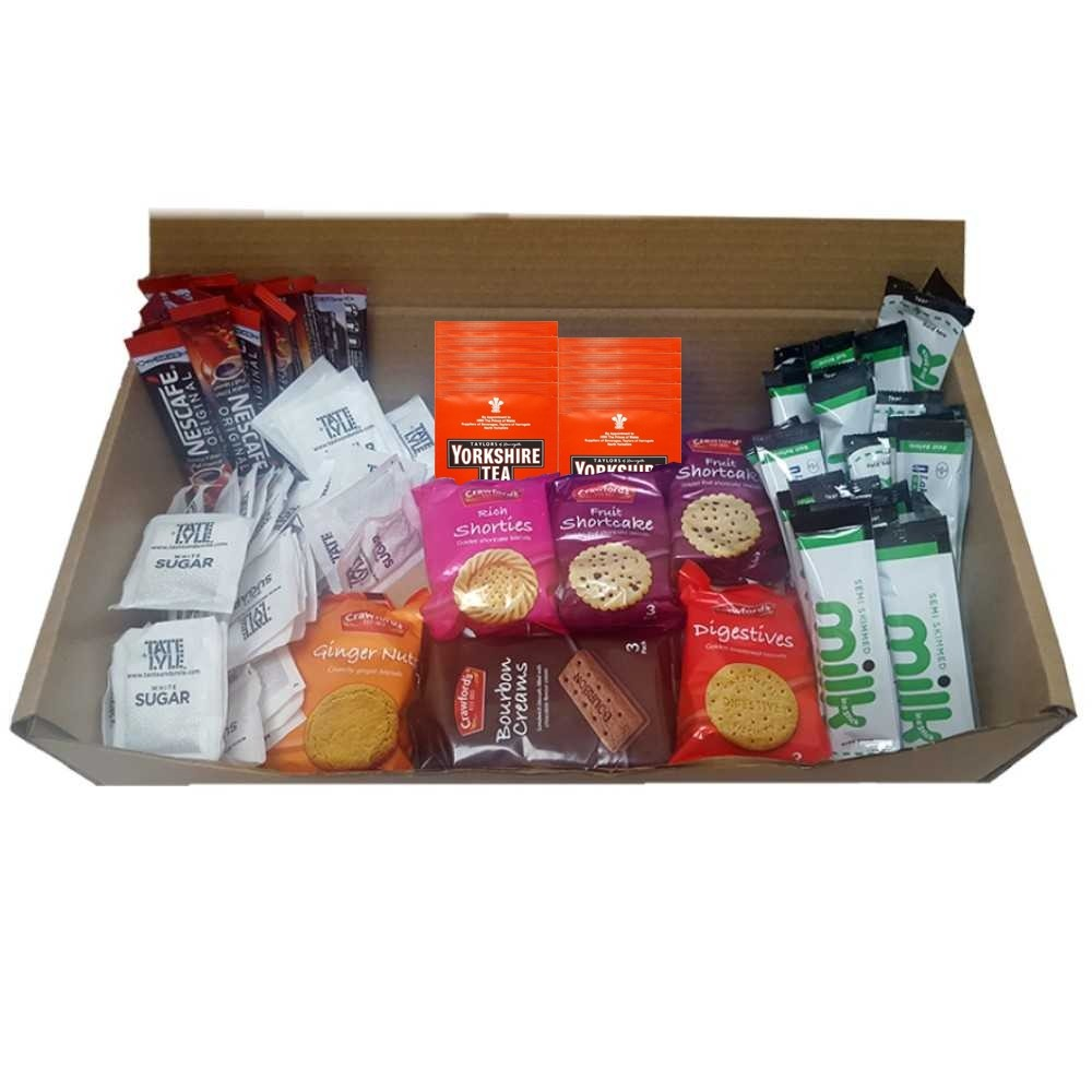 Tea & Coffee Starter Pack (Yorkshire & Nescafe) (1 Units)