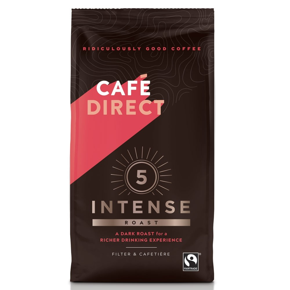 Cafe Direct Machu Picchu Beans 227g (6 Units)
