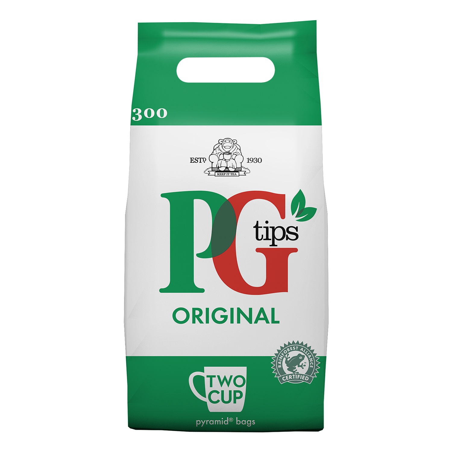 PG Tips 2 Cup 300's (1 Units)