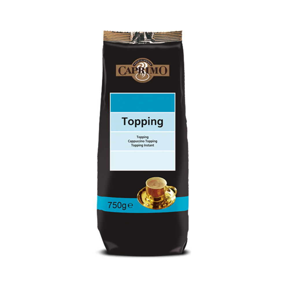 Caprimo Cappuccino Topping 750g (1 Units)