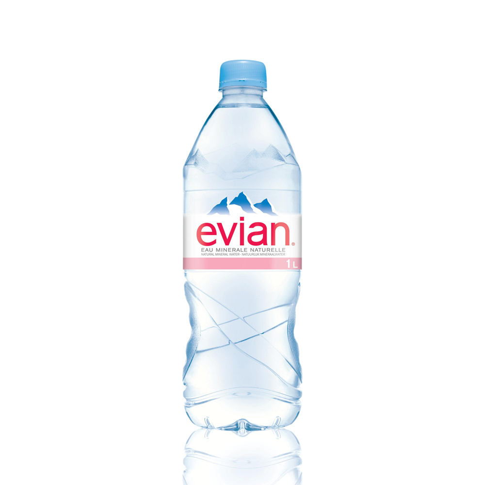 Evian Still Water 12x1litre (1 Units)