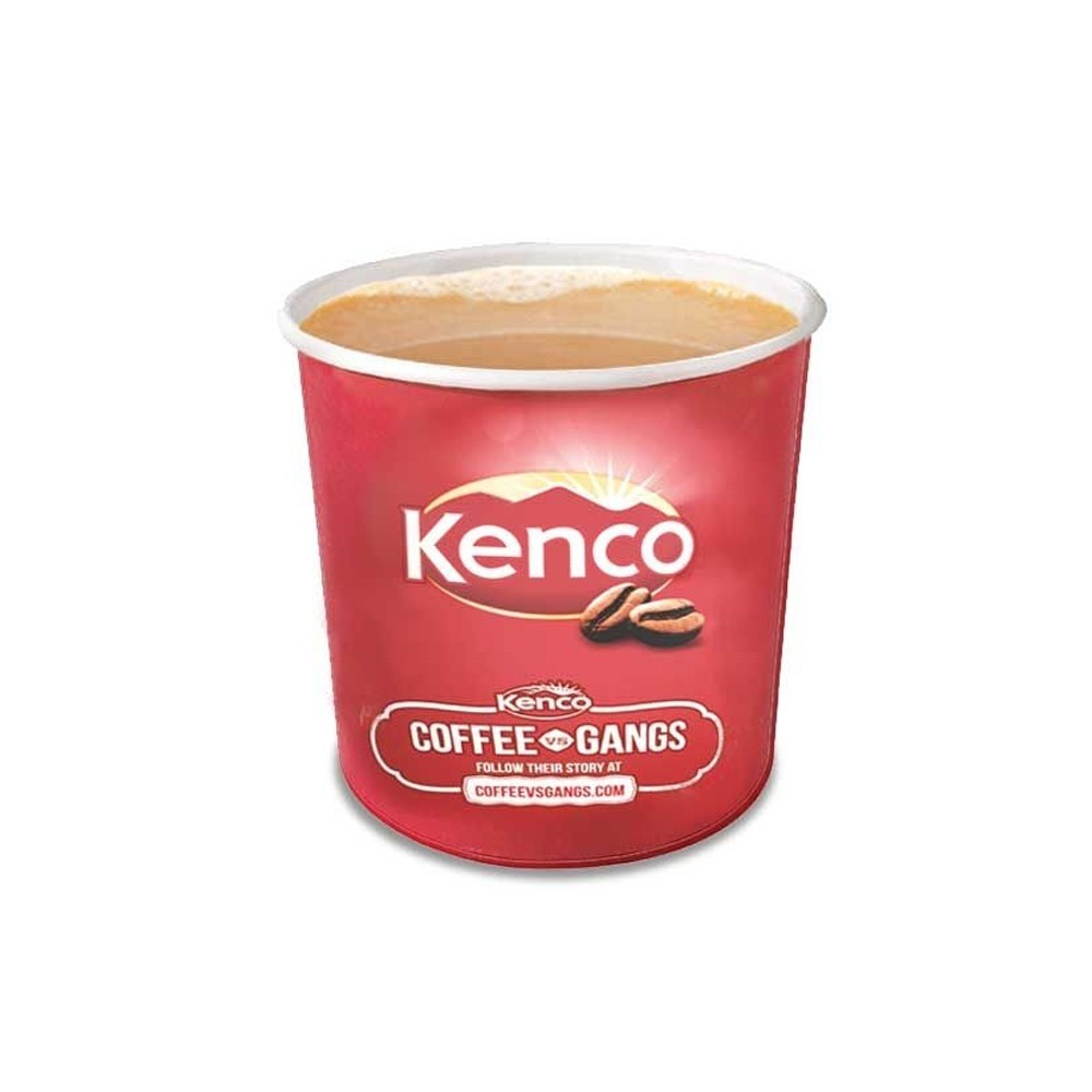 In-Cup Kenco Rich White 25's (12 Units)