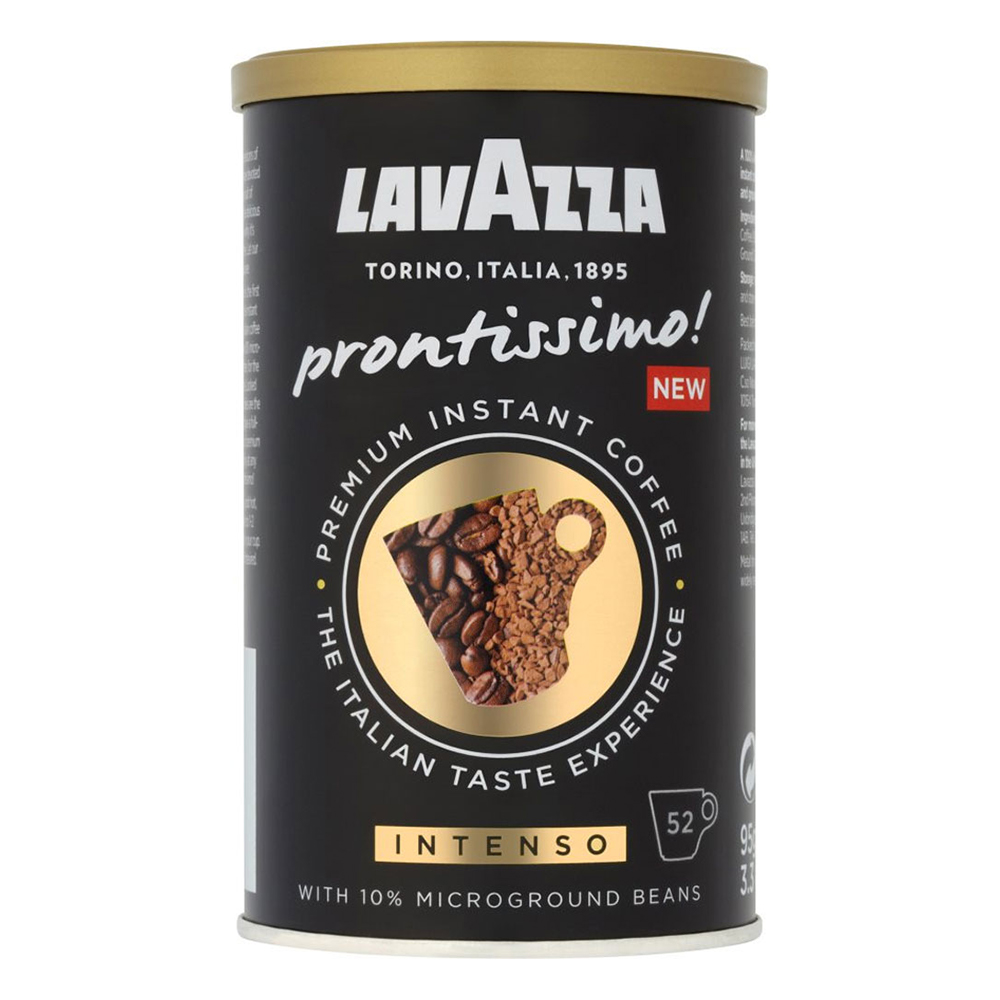 Lavazza Prontissimo Intenso Coffee 95g (6 Units)