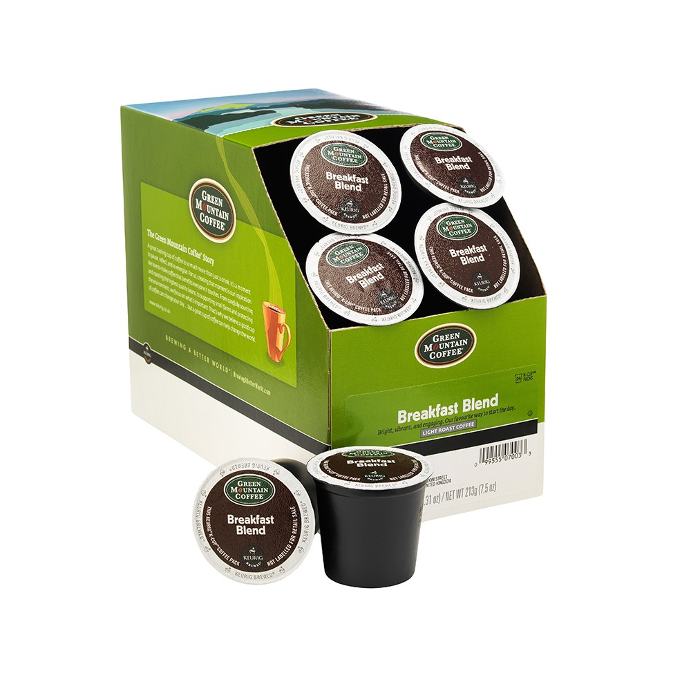 Keurig Twinings English Breakfast K-Cup Pods 24's (1 Units)