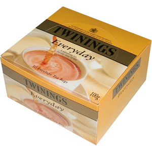 Twinings String & Tag Everyday 100's (1 Units)