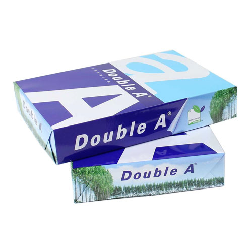 Double A Premium A4 80gsm White Paper (500 Sheets) (5 Units)