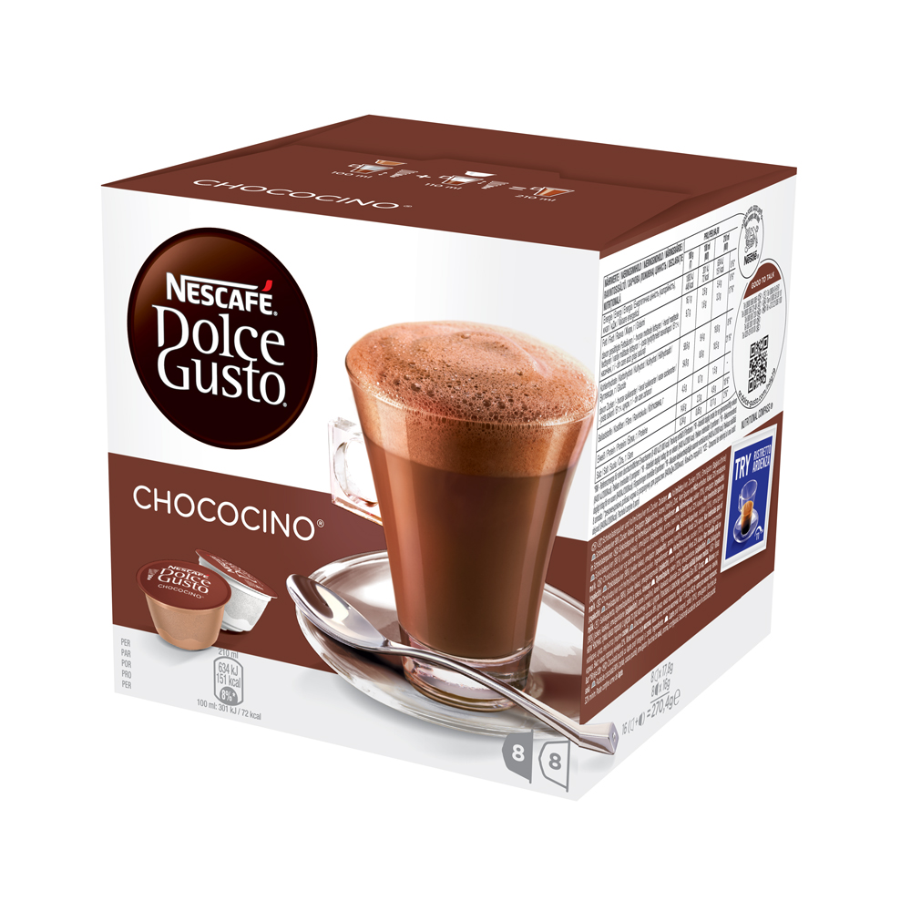 Dolce Gusto Chococino 16's (3 Units)