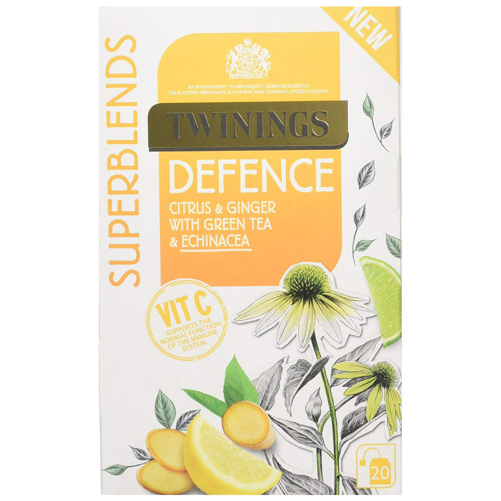 Twinings Superblends Defence Envelopes 20's (1 Units)