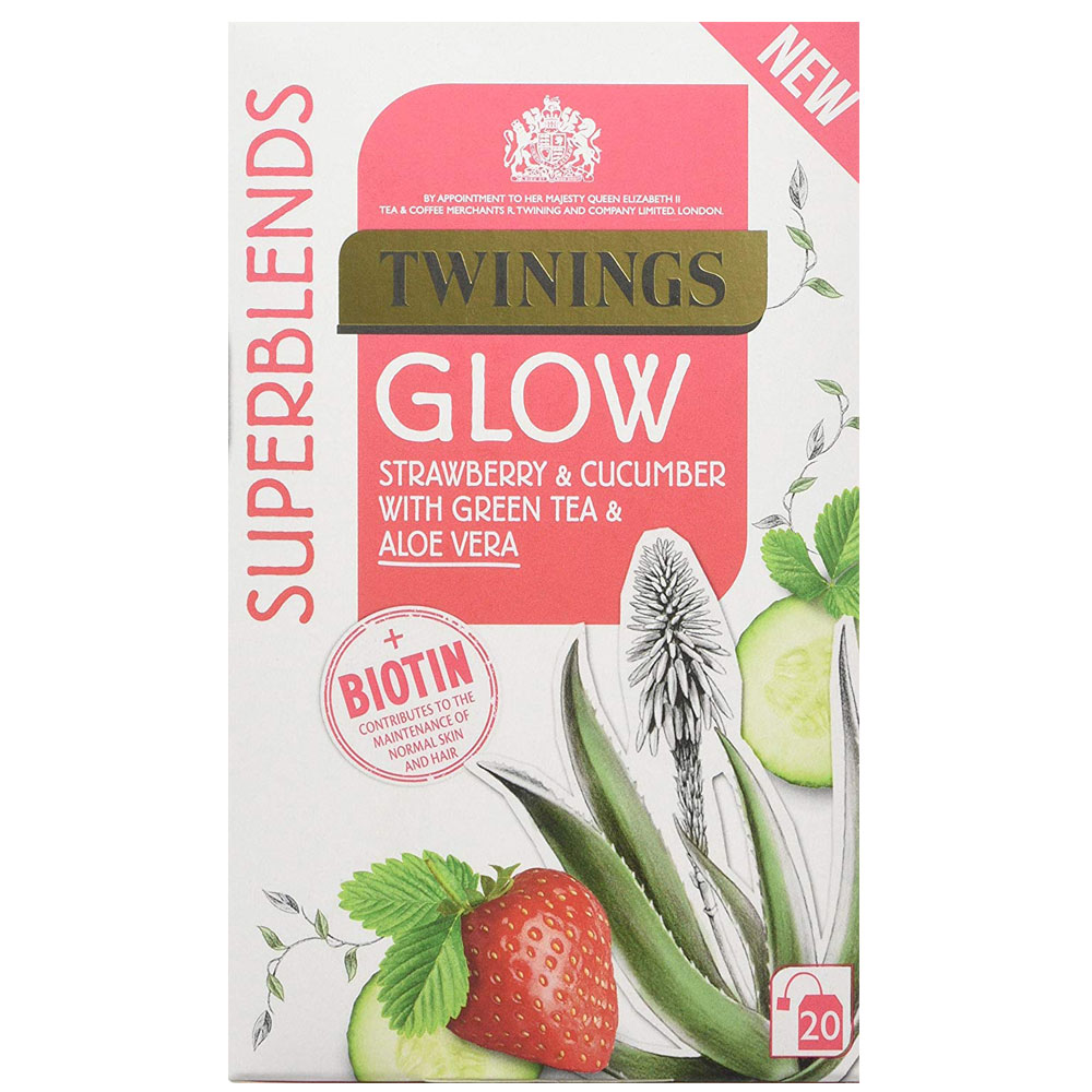 Twinings Superblends Glow Envelopes 20's (4 Units)