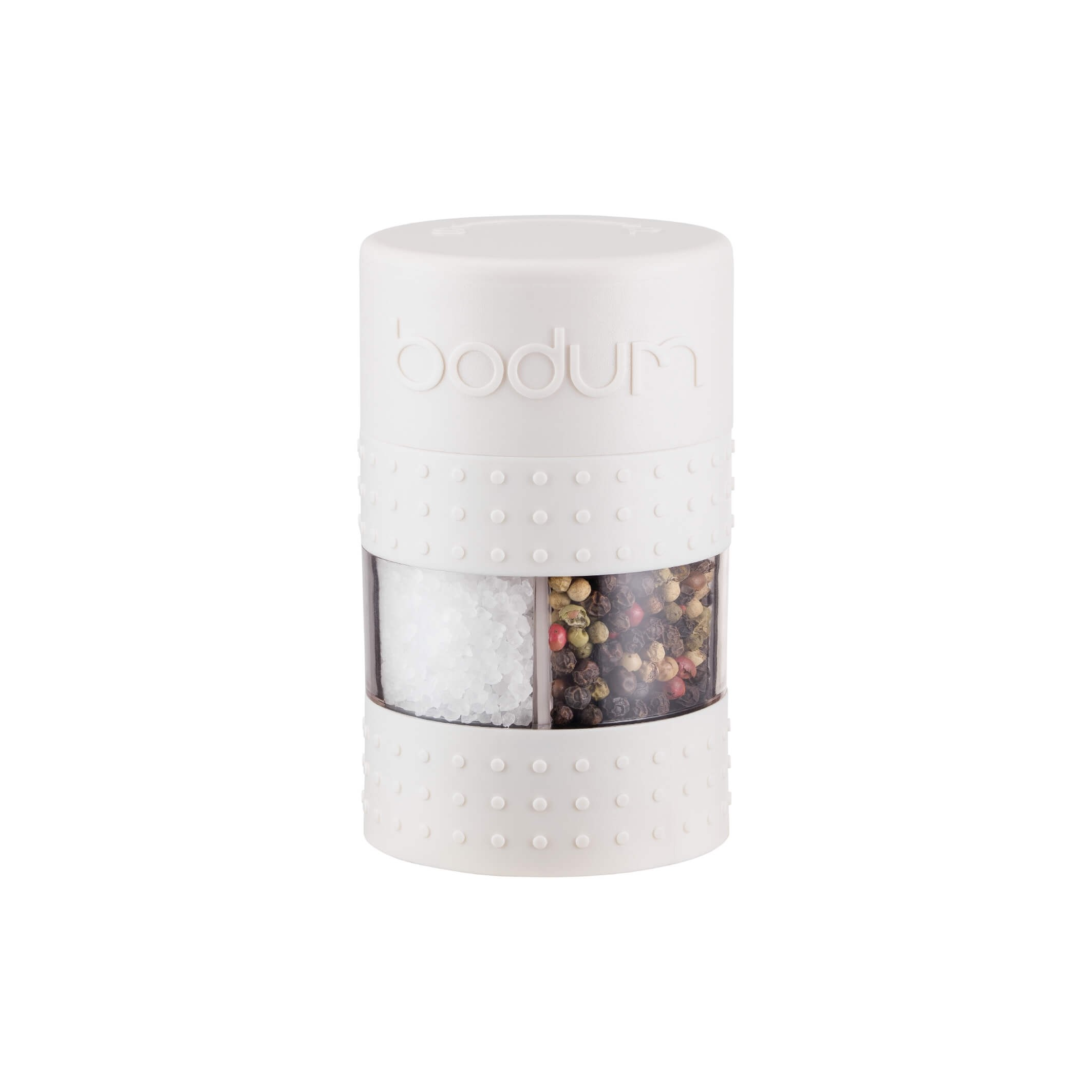 Bodum Bistro White Salt & Pepper Grinder (1 Units)