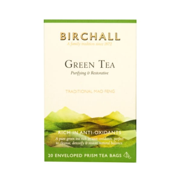Birchall Green Tea Prism Envelopes 20's (1 Units)