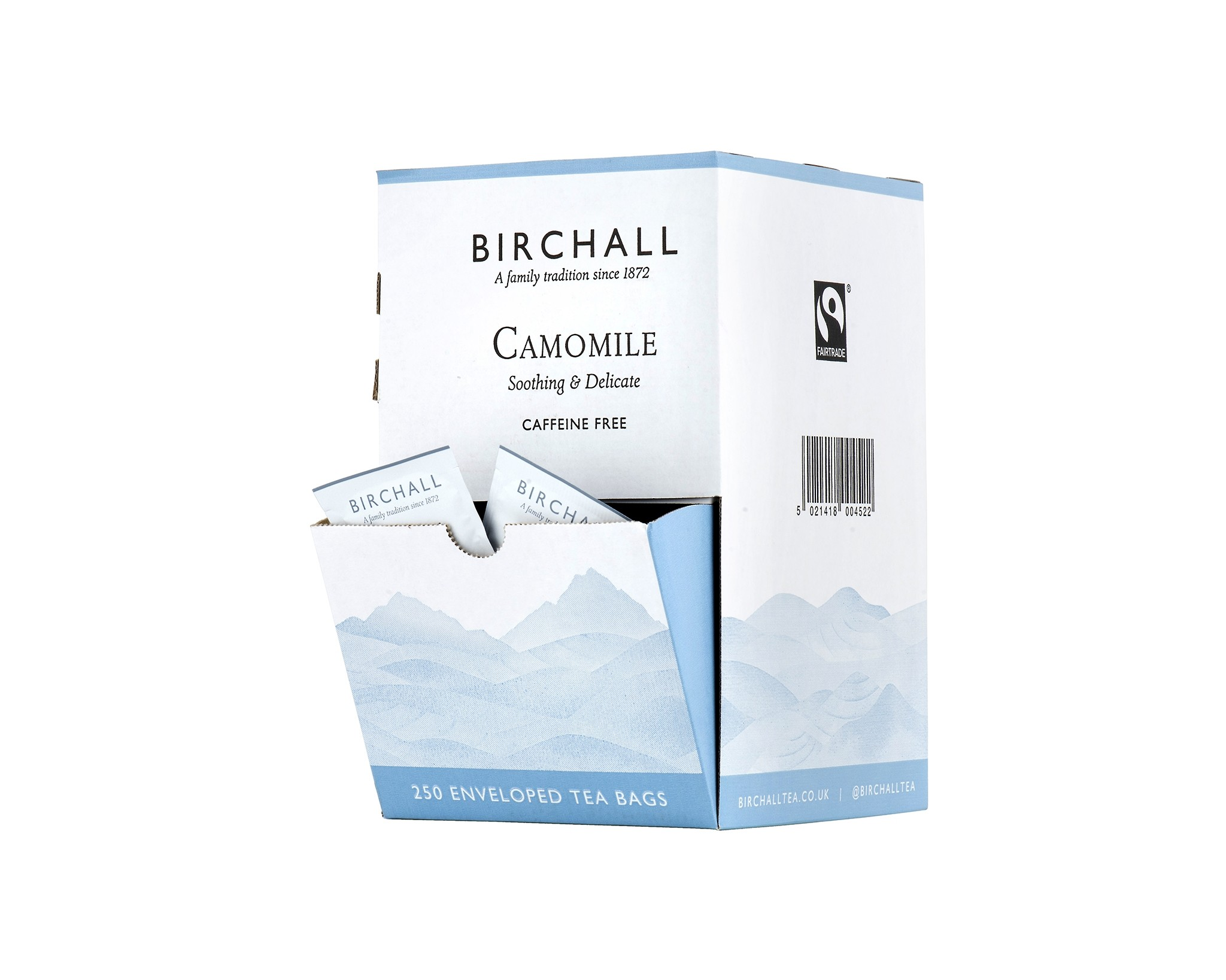 Birchall Camomile 250 Envelopes (1 Units)