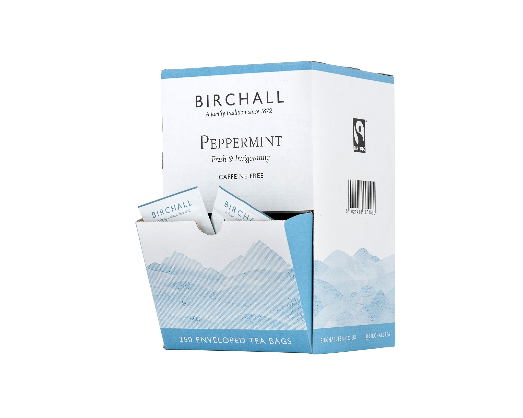Birchall Peppermint 250 Envelopes (1 Units)