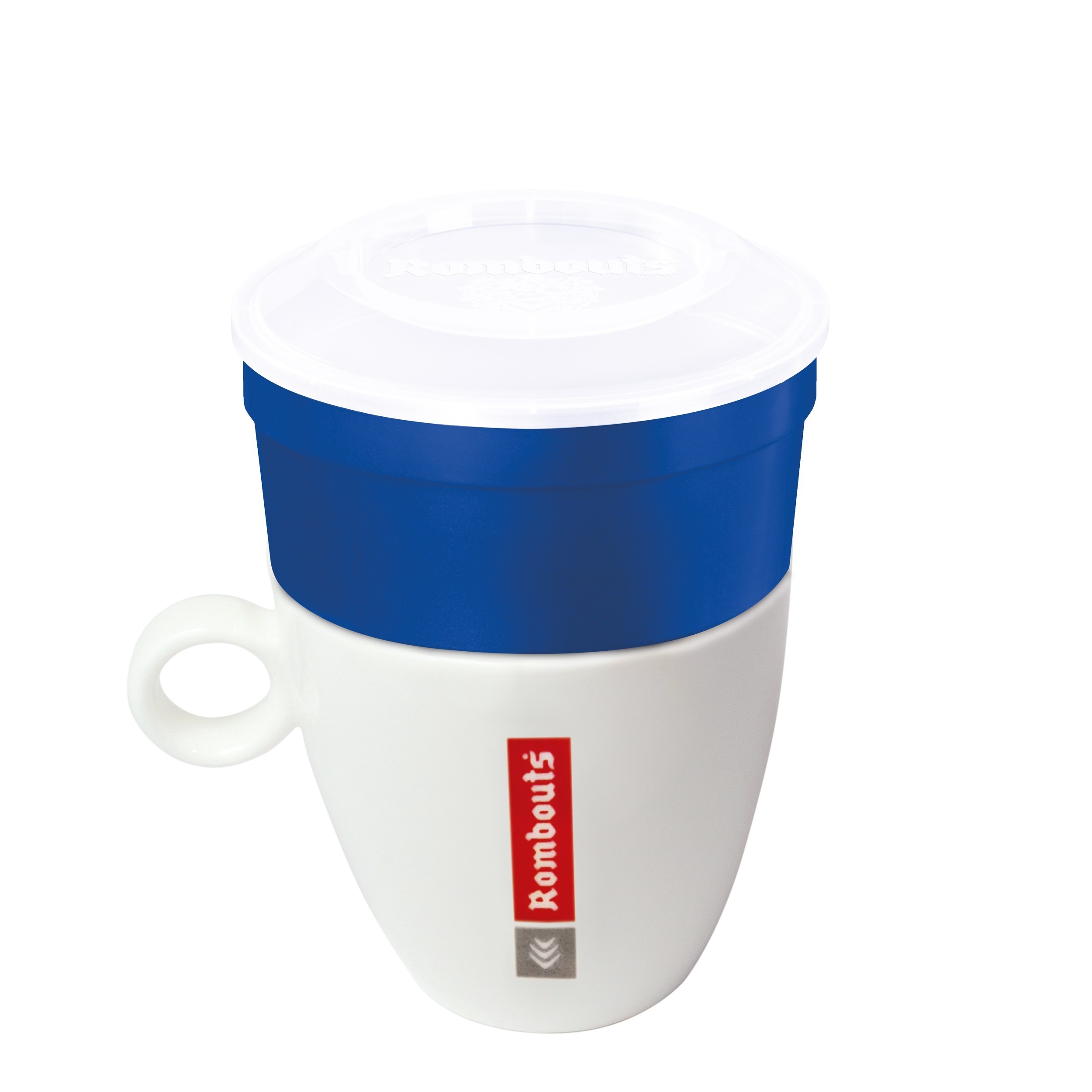 Rombouts Decaf 1 Cup Filters 10's (1 Units)