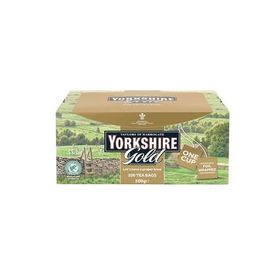 Yorkshire Gold Envelopes (200 Units)