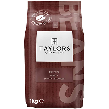 Taylors of Harrogate Decaffé Coffee Beans 1kg  (2 Units)