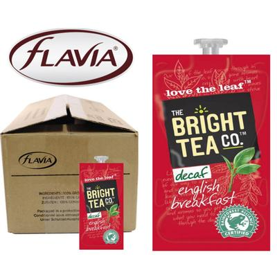 Flavia English Breakfast Decaf Tea 140's (1 Units)