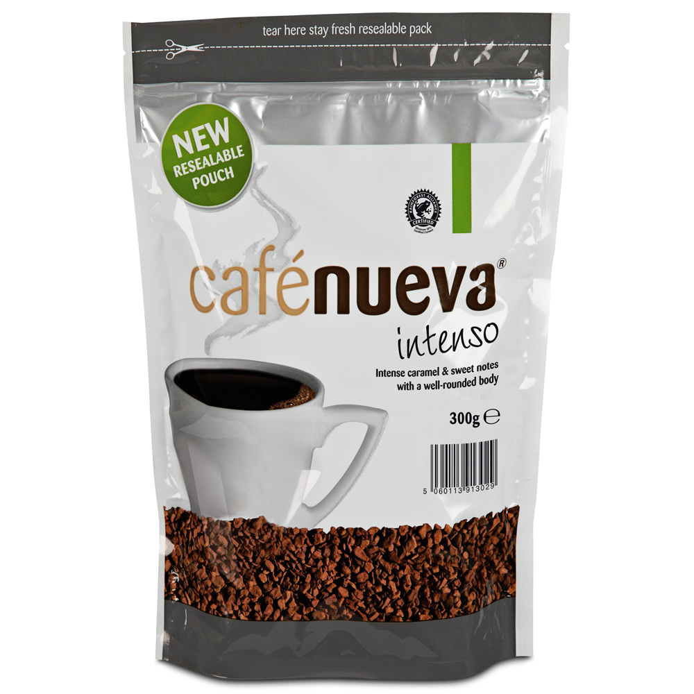 Cafe Nueva Intenso Freeze Dried Coffee 300g (10 Units)
