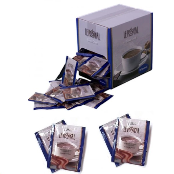 Le Royal Granulated Chocolate Sachets 100's (1 Units)