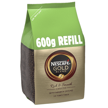 Gold Blend Refill Pack 600g (1 Units)