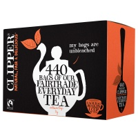 Clipper Fairtrade Everyday One Cup 440 Tea bags (1 Units)