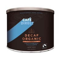 Cafe Direct Decaf Coffee 500g (1 Units)